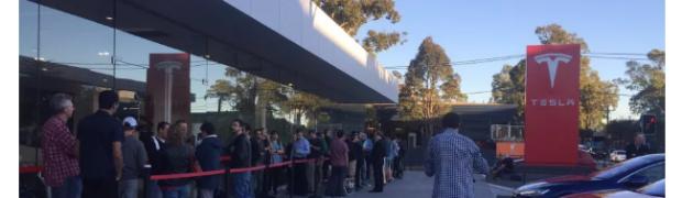Tesla 3, o maior crowdfunding da história, ou não?
